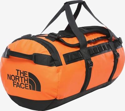 THE NORTH FACE Sporttas 'Base Camp M' in de kleur Sinaasappel / Zwart, Productweergave