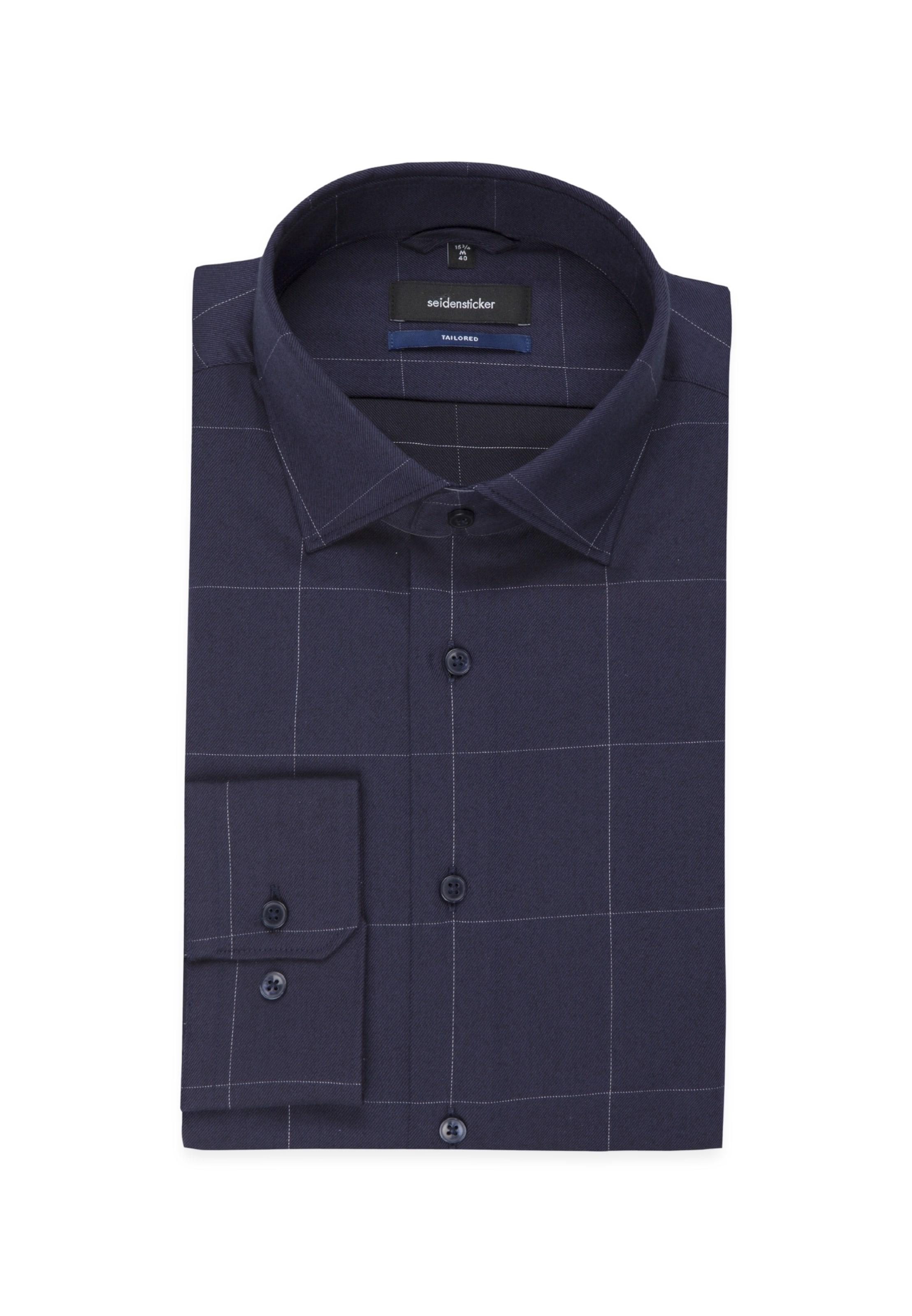 'tailored' In Seidensticker Hemd Blau Business rdCxoeB