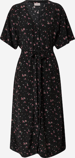 CATWALK JUNKIE Šaty 'Dr Mary Jane' - červená / čierna, Produkt