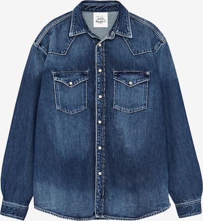 Pepe Jeans Jeanshemd 'BLISS'    Dua Lipa   Collection in blue denim, Produktansicht