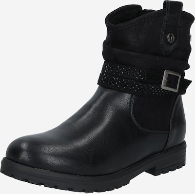 s.Oliver Junior Škornji 'Ki.' | črna barva, Prikaz izdelka