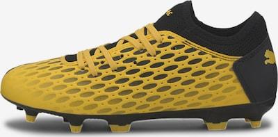 PUMA Schuhe in gelb / schwarz, Produktansicht