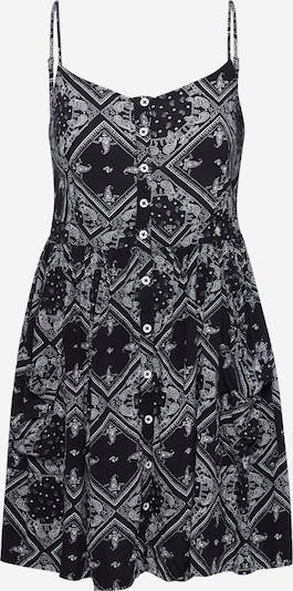 Superdry Ljetna haljina 'Amelie' u crna / bijela, Pregled proizvoda