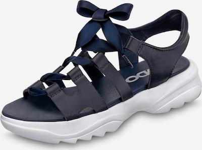 Vado Sandale in marine, Produktansicht