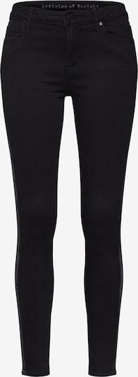 Articles of Society Bikses 'Sarah Ankle Skinny Bailey' pieejami melns / Sudrabs, Preces skats
