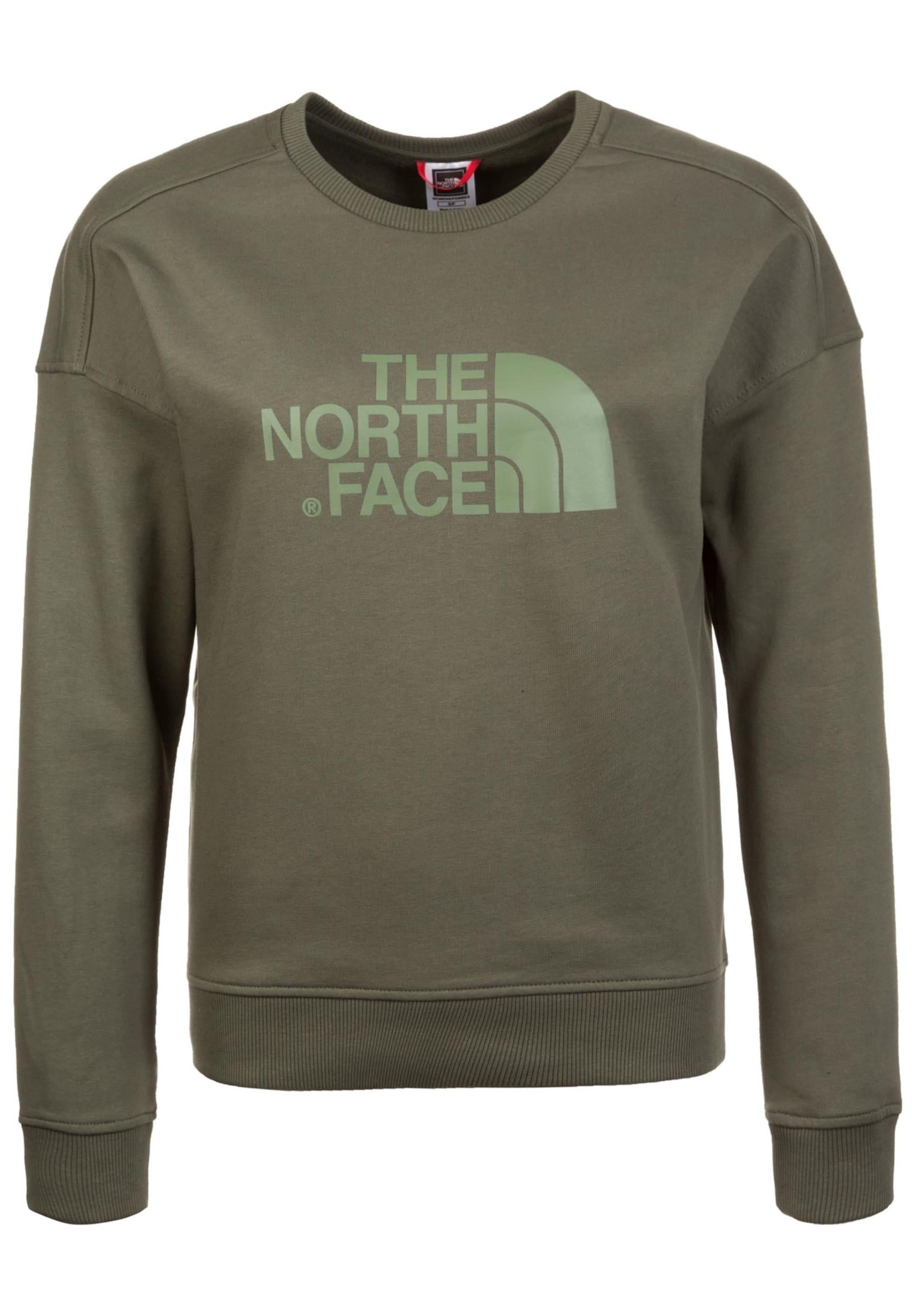 Sweat En Face 'drew shirt North OlivePomme Peak' The j5qL34ARc