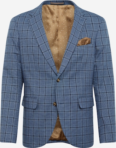 Matinique Colbert 'George Dust Check' in de kleur Smoky blue, Productweergave