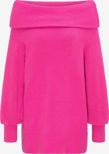 MYMO Pull-over oversize en rose, Vue avec produit