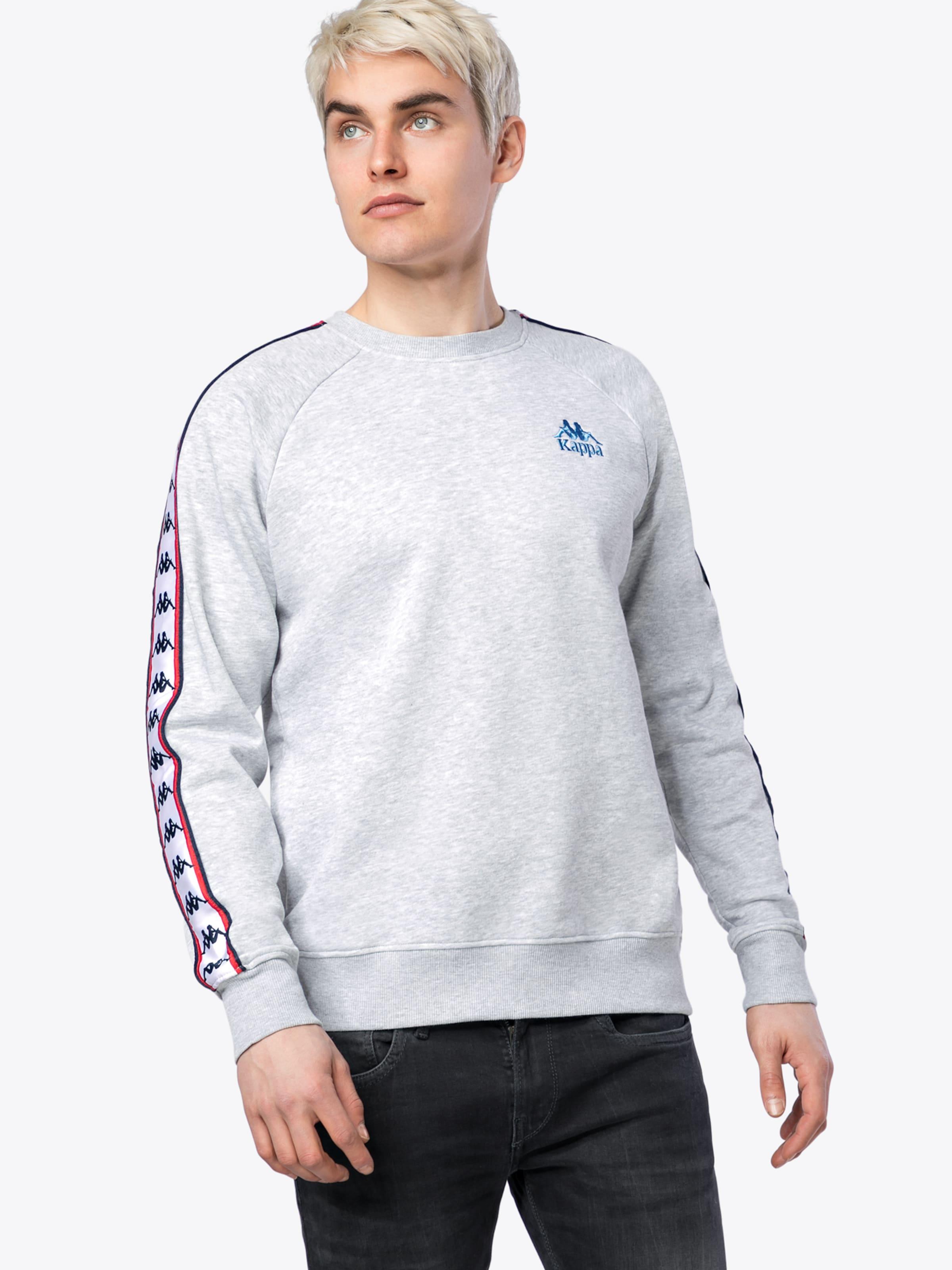 Austrittsspeicherstellen Shop Für Günstigen Preis KAPPA Sweatshirt 'AUTHENTIC CARL' Kauf Zum Verkauf Austritt Ansicht 100% Authentisch Günstig Online ntqdhGYz