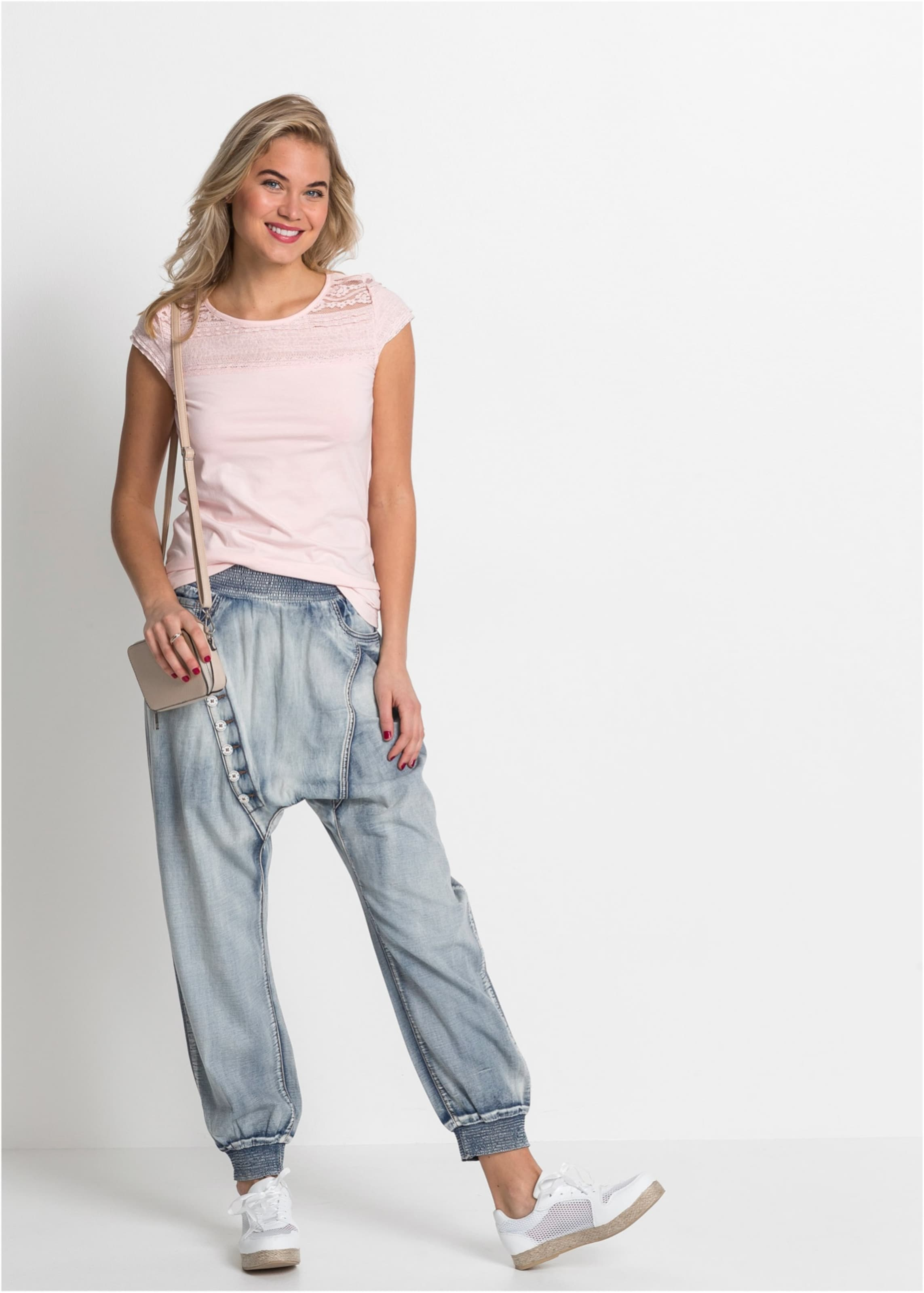 Denim Bonprix Blue Jeans Baggy In TclK1JF3