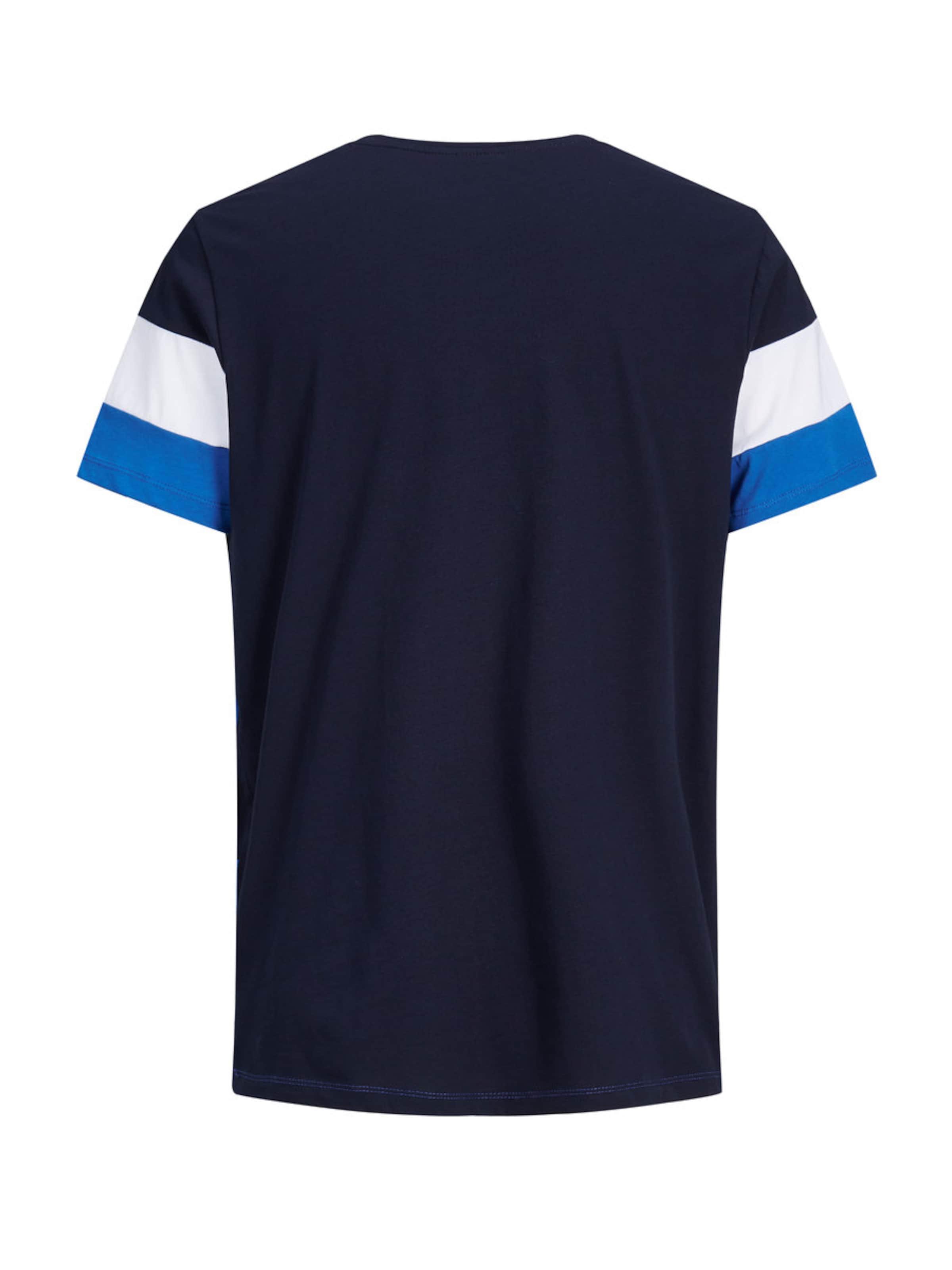 Jackamp; Klassisches Jones shirt Blau In T f6byYg7