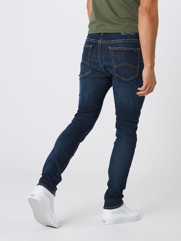 Jeans Tommy Bleu Jean 'skinny Foncé Simon Dytdst' En ymvNnwO80P