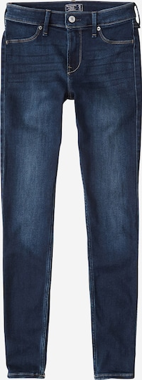 Abercrombie & Fitch Jeggings - modrá denim, Produkt