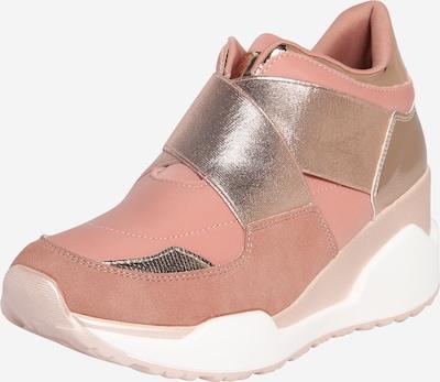 MARIAMARE Sneakers laag 'SATINE' in de kleur Goud / Rosa / Wit, Productweergave