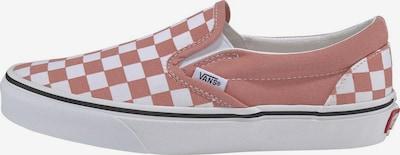VANS Sneaker »Classic Slip-On Checkerboard« in rosa / weiß, Produktansicht