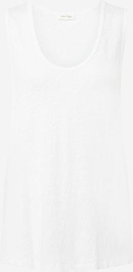 AMERICAN VINTAGE Top 'DEBARDEUR' in de kleur Wit, Productweergave