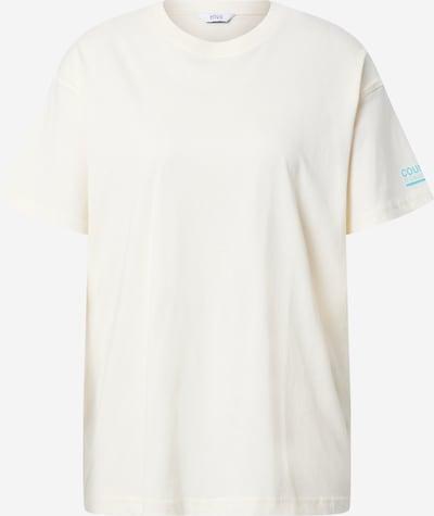 Envii Shirt in creme / hellblau, Produktansicht