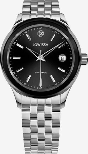 JOWISSA Quarzuhr 'Tiro' in schwarz / silber, Produktansicht