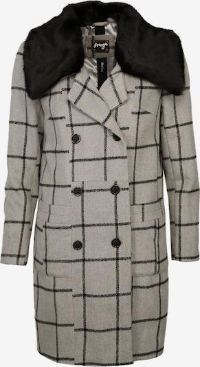 Maze Jacke 'Puente ' in grau / schwarz, Produktansicht