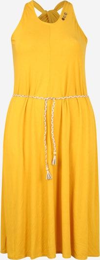 Ragwear Plus Šaty 'MILIE' - žlté, Produkt