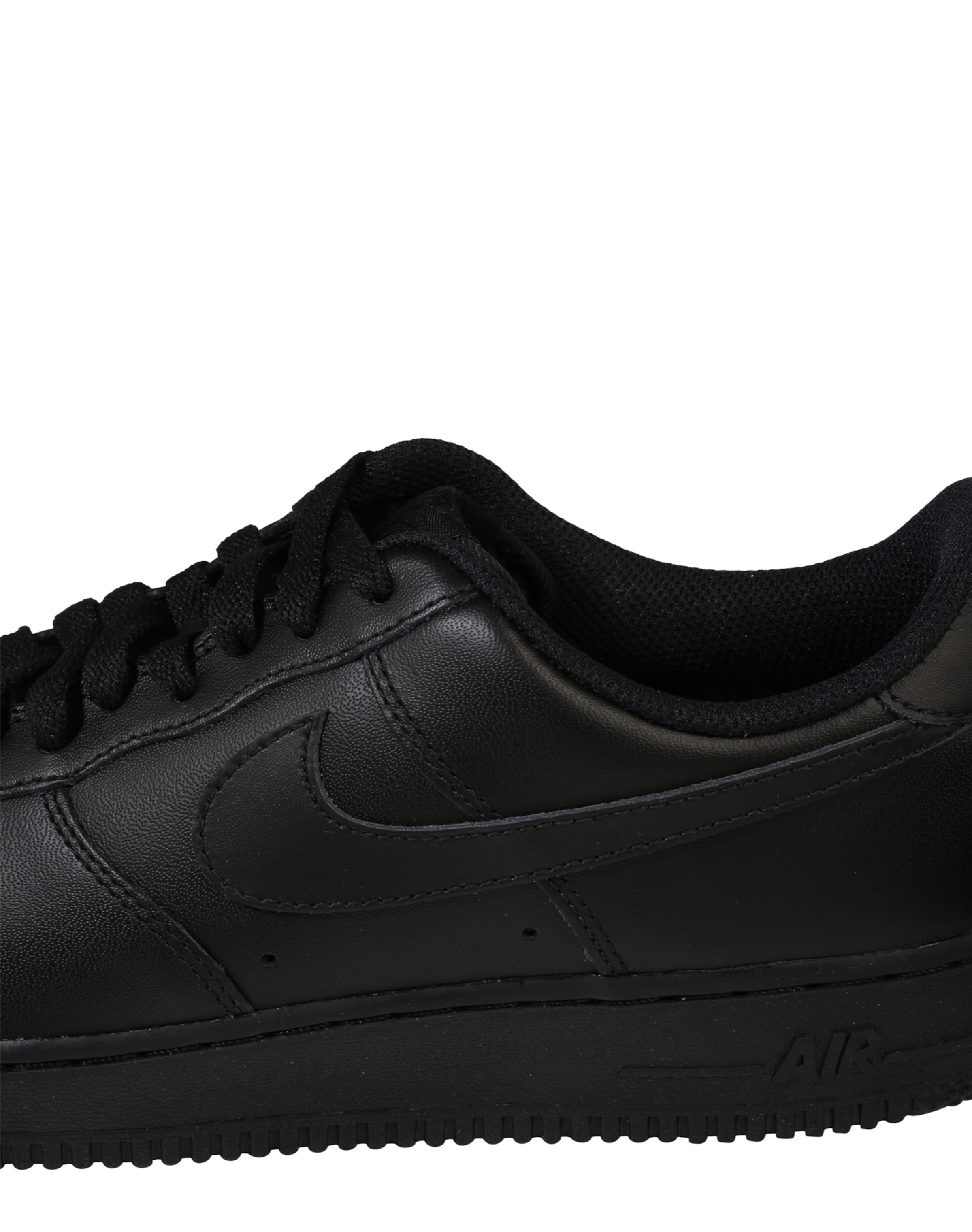 Nike Sneaker In Schwarz 'air 1' Sportswear Force CdEroeQxBW