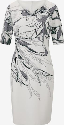 heine Pouzdrové šaty - šedá / bílá, Produkt