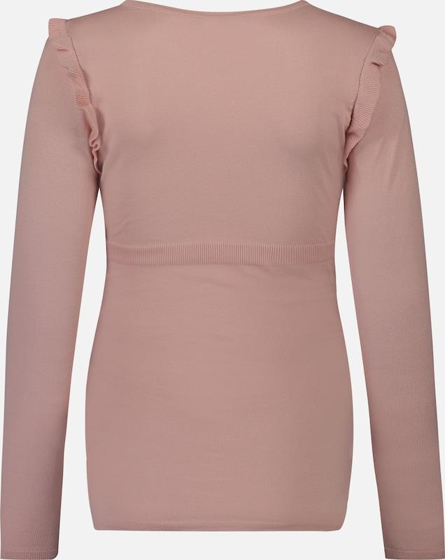 Esprit Maternity Pullover Pullover Pullover in hellRosa  Bequem und günstig c2c009