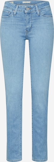 LEVI'S '712' Slimfit Denim in blue denim, Produktansicht
