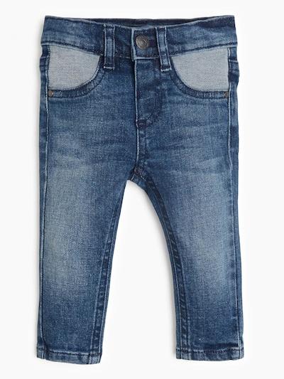 GUESS KIDS Jeans in rauchblau / blue denim / weiß, Produktansicht