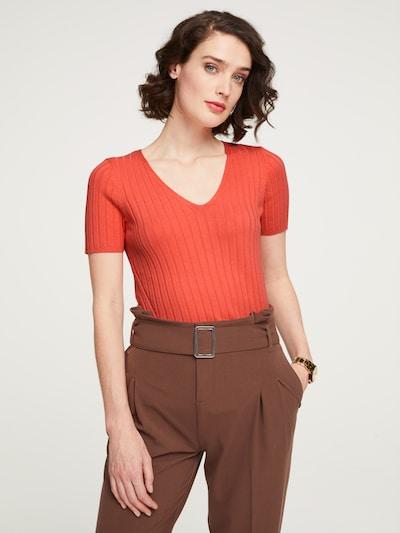 heine Pullover in hummer, Modelansicht