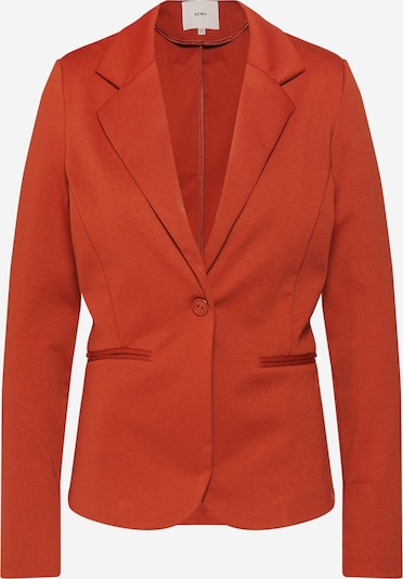 ICHI Sweat-Blazer 'Kate' in orange, Produktansicht