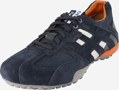 GEOX Sneakers laag in de kleur Nachtblauw / Wit, Productweergave