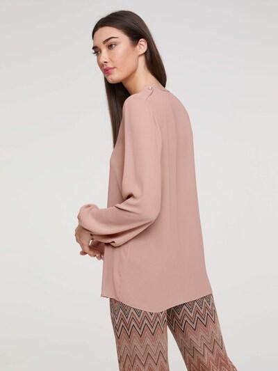 Palaidinė 'Bluse' iš heine , spalva - ryškiai rožinė spalva: Vaizdas iš galinės pusės