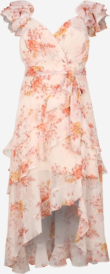 Forever New Jurk 'Ruffle Maxi Dress' in de kleur Crème, Productweergave
