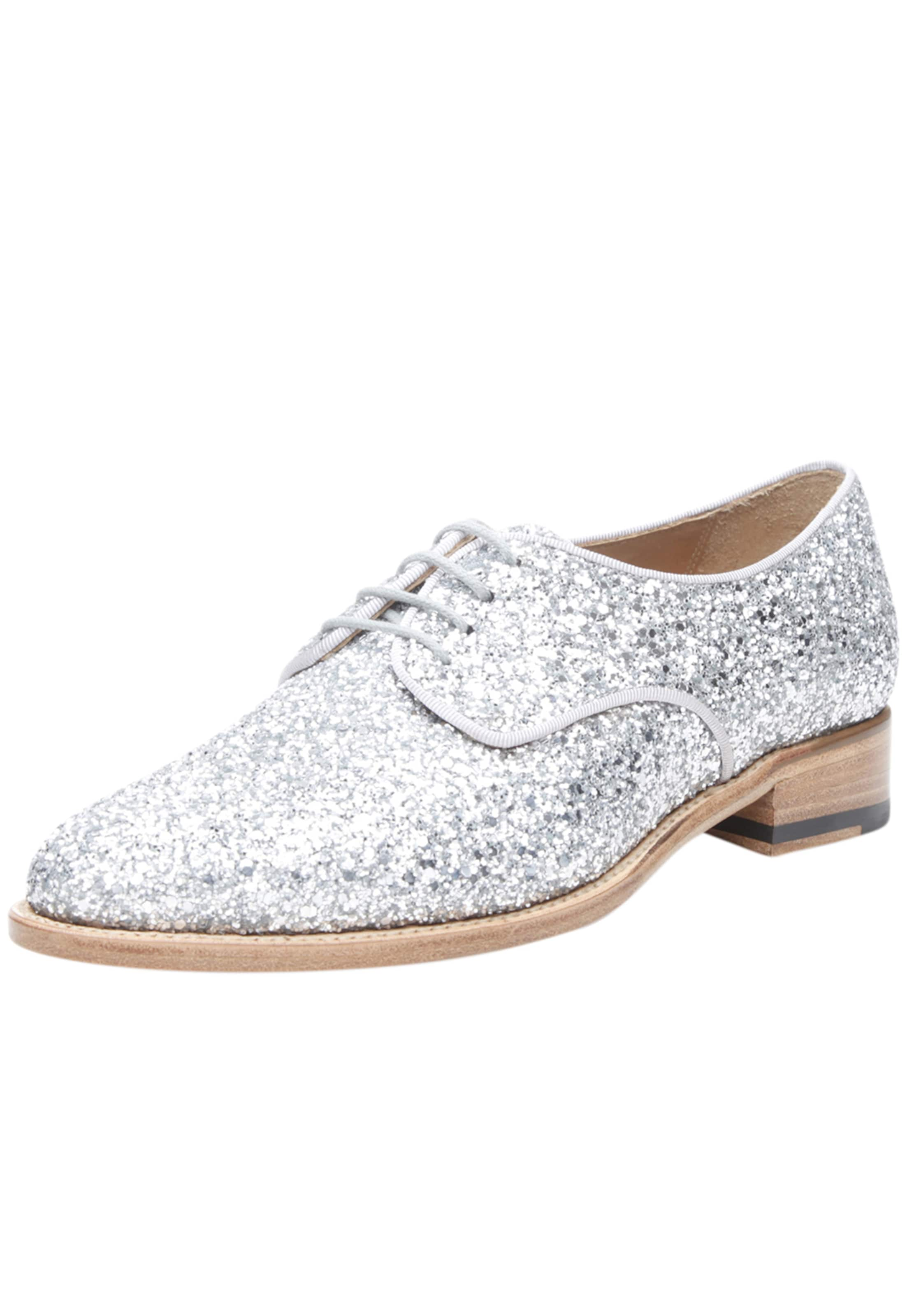 'no114' 'no114' Shoepassion Shoepassion Silber In Schnürschuhe Schnürschuhe Silber In HW2bD9IYeE