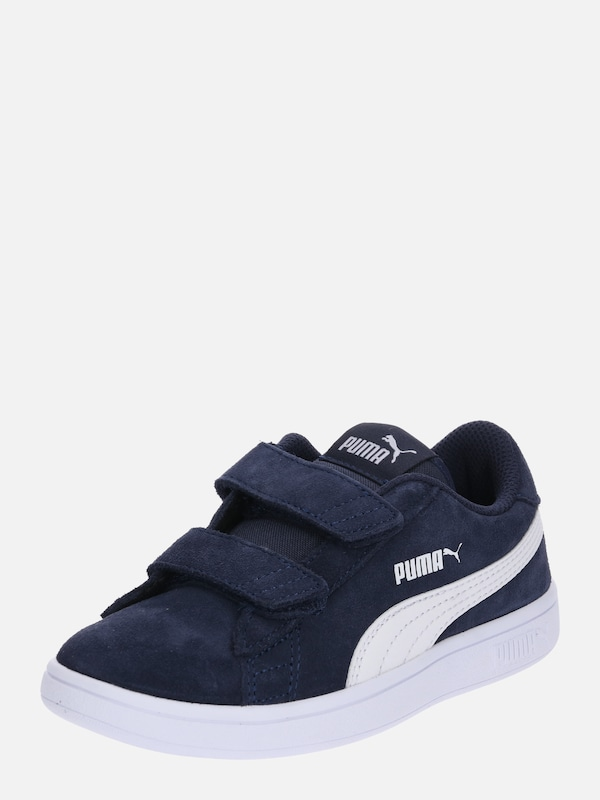 1d9c77edf70 PUMA Sneakers 'Puma Smash v2 SD V PS' in Donkerblauw / Wit | ABOUT YOU