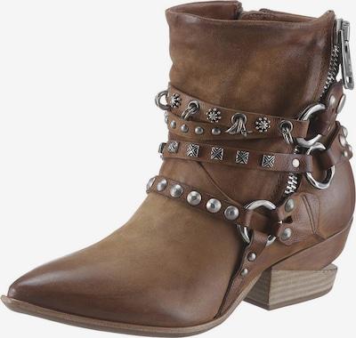 A.S.98 Buty kowbojskie w kolorze brązowym, Podgląd produktu