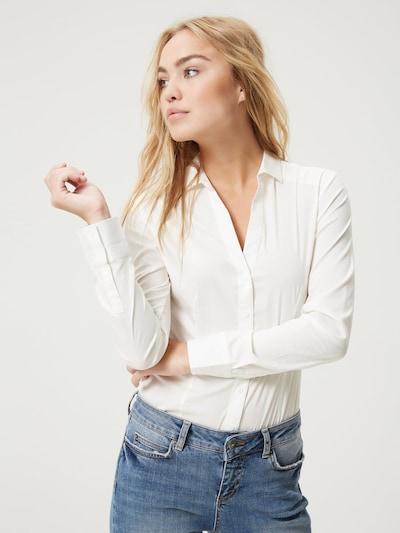 VERO MODA Body-Bluse 'Lady' in creme, Modelansicht
