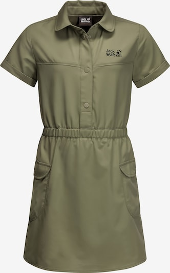 JACK WOLFSKIN Kleid in grün, Produktansicht