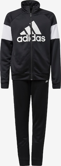 ADIDAS PERFORMANCE Tracksuit in black / white, Item view