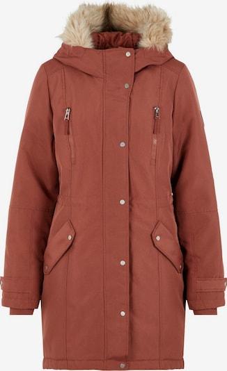 VERO MODA Winterparka in de kleur Roestbruin, Productweergave