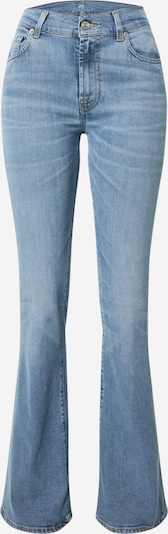 7 for all mankind Jean 'Somewhere' en bleu denim, Vue avec produit