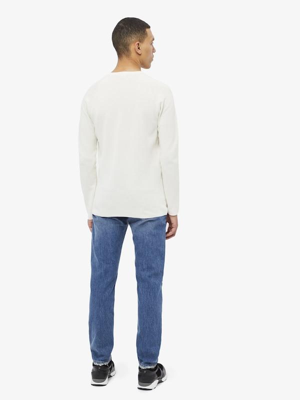 J.Lindeberg 'Serge' R-neck Full Milano Sweatshirt
