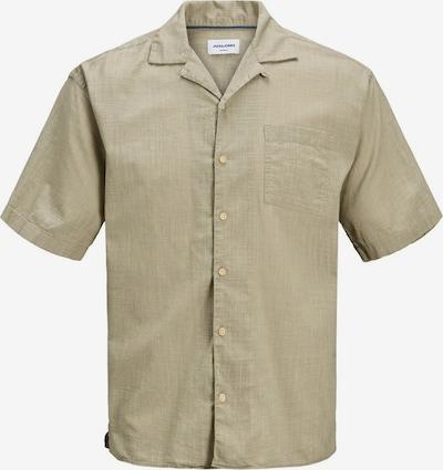 JACK & JONES Overhemd in de kleur Beige, Productweergave