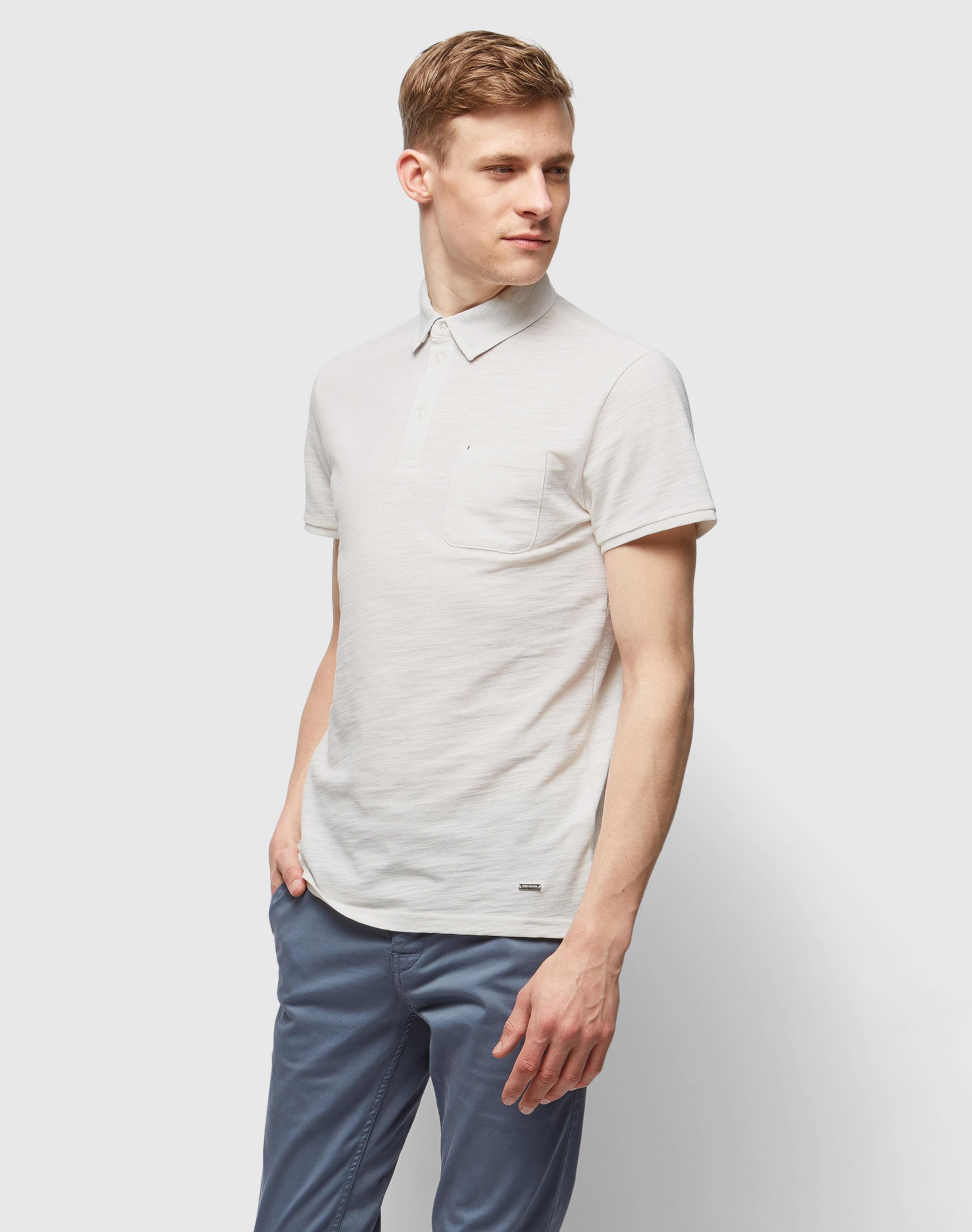 Neuester Günstiger Preis BOSS Poloshirt mit aufgesetzter Brusttasche 'Plainer' 2018 Neueste Online LrIgFHp2Ry