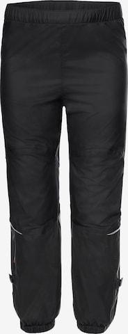 Pantalon d'extérieur 'Grody' VAUDE en noir