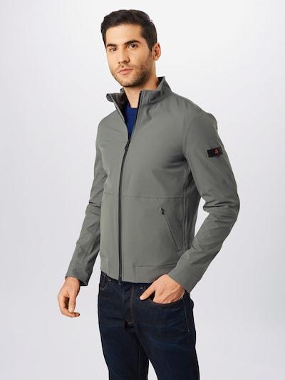 Peuterey Prijelazna jakna 'Mangole 00' u siva: Prednji pogled