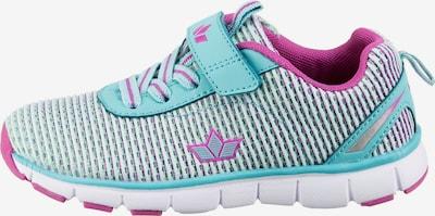 LICO Sneaker in türkis / pink, Produktansicht