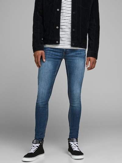 JACK & JONES Vaquero 'Tom Original am 814' en azul denim, Vista del modelo