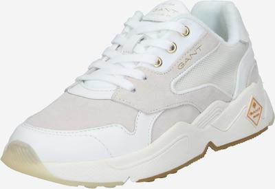GANT Sneaker 'Nicewill' in beige / weiß, Produktansicht